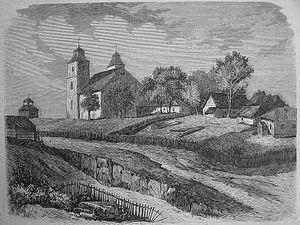 Zarasai - Zarasai in 1864