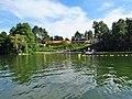 Jezioro Wdzydze, kąpielisko przy Czarnowodziance.jpg