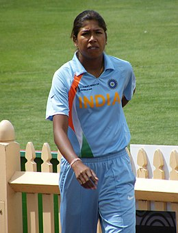 Jhulan Goswami (10 March 2009, Sydney).jpg