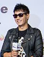 Ji Suk Jin at Malaysia for Running Man Fan Meeting Asian Tour 2014.jpg