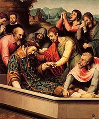The Burial of Saint Stephen