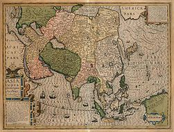 Jodocus Hondius Map of Asia 1607.jpg