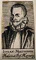Johann Molther. Line engraving, 1688. Wellcome V0004059.jpg