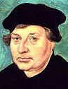 Johannes Bugenhagen, Porträt von Lucas Cranach d. Ä.