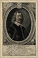 Johannes Phocylides Holward. Line engraving by C. de Passe a Wellcome V0002848.jpg