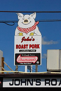 Johns Roast Pork