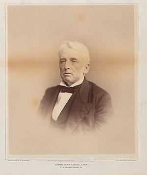 John Cadwalader (jurist) - Image: John Cadwalader Old