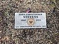 John Christoper Stevens Grave Stone 2013.jpg