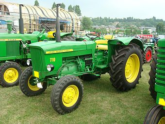 Traktorenlexikon: John Deere-Lanz 710 – Wikibooks, Sammlung freier ...