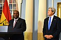 John Dramani Mahama and John Kerry 2014.jpg