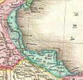 John Pinkerton. Map of Persia. 1818.H. Ghilan.jpg