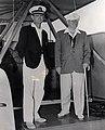 John Spottswood and former President Harry Truman (8150910841).jpg