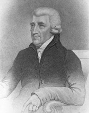 John Walker (Virginia politician) - Image: John Walker congress
