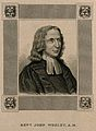 John Wesley. Stipple engraving, 1824, after J. Zoffany, 1760 Wellcome V0006237EL.jpg