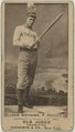 John Weyhing, Philadelphia Athletics, baseball card portrait LCCN2008675124.tif