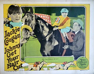 <i>Johnny Get Your Hair Cut</i> 1927 film by B. Reeves Eason, Archie Mayo