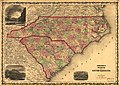 Johnson's North and South Carolina. LOC 99446164.jpg