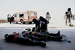Joint Base Balad firefighters perform confined space rescue training 110619-F-GU448-001.jpg