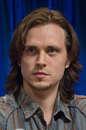 Jonathan Jackson (actor) - Jackson at the PaleyFest 2013 panel on the TV show Nashville