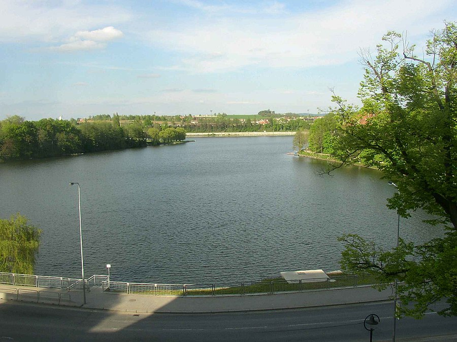 Jordán Reservoir