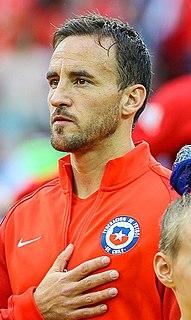 José Pedro Fuenzalida Chilean footballer