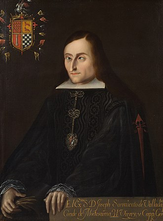 José Sarmiento de Valladares, 1st Duke of Atrisco - José Sarmiento de Valladares, 1st Duke of Atrisco