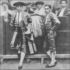 Juan Belmonte Spanish bullfighter