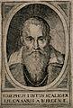 Josephus Justus Scaliger. Line engraving, 1625. Wellcome V0005242.jpg