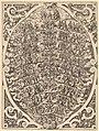 Jost Amman, The Hierarchy of the Heavens, 1579, NGA 153538.jpg
