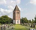 Joure. Kerktoren van Westermeer. Geert Knolweg 4 (Rijksmonument) 04.jpg