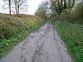 Juggler's Lane, Cherhill - geograph.org.uk - 1057651.jpg