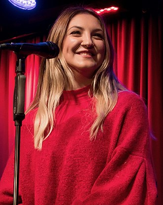 Julia Michaels - Image: Julia Michaels Grammy Museum 14 (cropped)