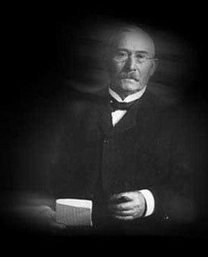 Blüthner - The founder Julius Blüthner