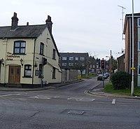 Junction of London Road - Weymouth Street - geograph.org.uk - 1141608.jpg