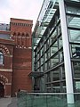 Junction of the Old and New Parts of St Pancras Station - geograph.org.uk - 932877.jpg