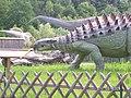 Jurapark Baltow, Poland (www.juraparkbaltow.pl) - (Bałtów, Polska) - panoramio (35).jpg