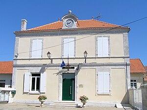 Jurignac - Town hall