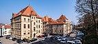 Justizgebäude in Tübingen von Nordosten gesehen 2019.jpg