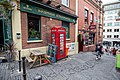 K6 Telephone Kiosk To Top Of Steps Beside Number 13.jpg
