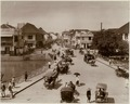 KITLV - 28763 - Kurkdjian, Ohannes - Soerabaja - Roode Brug (Red Bridge) in Surabaya - circa 1900.tif