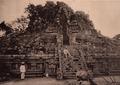 KITLV 155149 - Kassian Céphas - West or back of the Shiva Temple of Prambanan near Yogyakarta - 1889-1890.tif