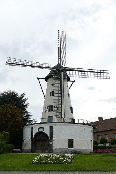 De Klockemolen in Zwevegem