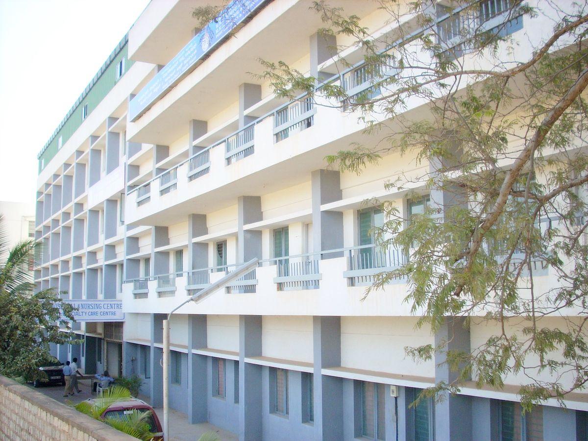 knn college of nursing