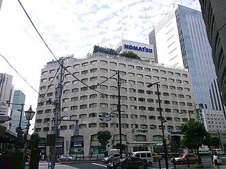 Komatsu Limited - Komatsu Headquarters