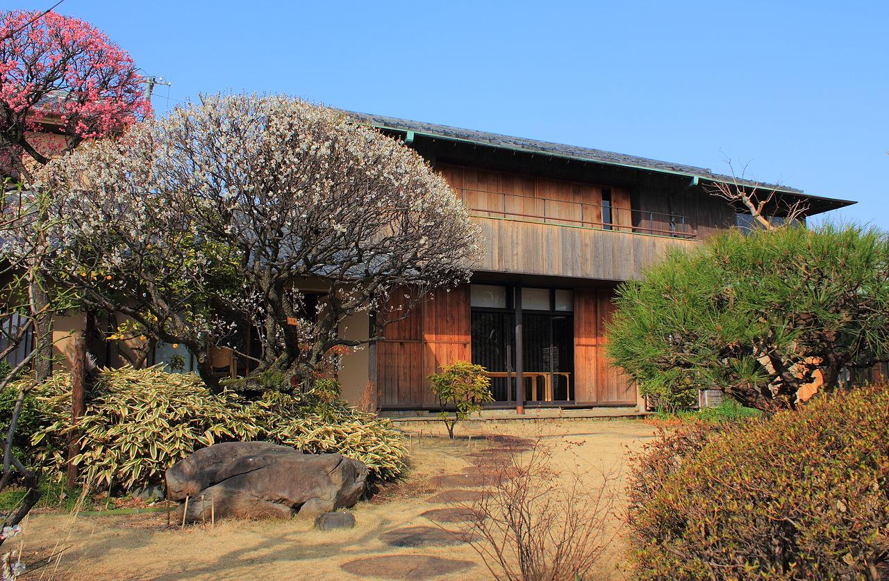 File Kadokawa Teien Suginami Tokyo Ⅱ Jpg Wikimedia