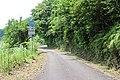 Kagoshima prefectural road 270 at Oura-nakagumi.JPG