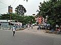 Kalikapur Road And Hospital Road Junction - Sitalatala - Kolkata 20170804165430.jpg