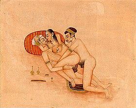 Kama sultra sexo historia