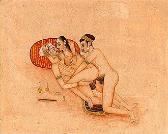 Threesome - Image: Kama Sutra 37