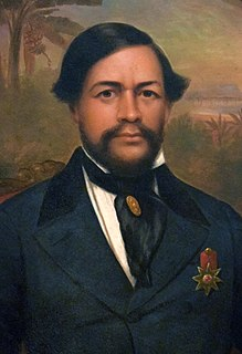 Kamehameha III Monarch of the Hawaiian Islands